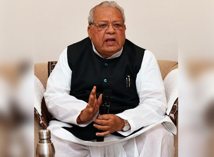 108 प्रबुद्ध जनों ने एकजुट होकर की बंगाल हिंसा पर राष्ट्रपति से हस्तक्षेप करने की अपील, राज्यपाल को ज्ञापन भेजा|जयपुर,Jaipur - Dainik Bhaskar