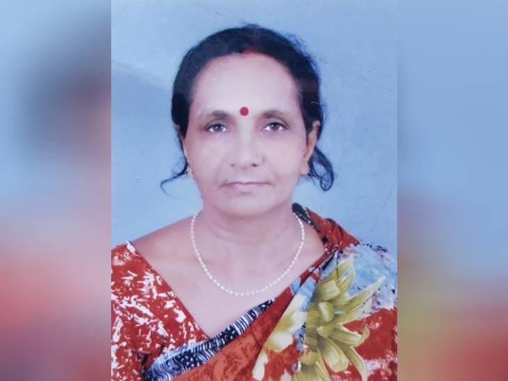 वाराणसी में मॉर्निंग वॉक पर निकली महिला के गले से चेन खींच बदमाश फरार, पुलिस खंगाल रही CCTV वाराणसी,Varanasi - Dainik Bhaskar