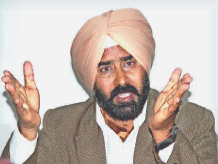 परगट सिंह ने कहा- कई मुद्दे हल नहीं, जवाब देना मुश्किल हो रहा|चंडीगढ़,Chandigarh - Dainik Bhaskar
