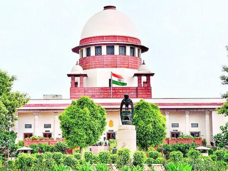 SC ने कहा- कोरोना से मौत के डर की वजह से अग्रिम जमानत नहीं दी जा सकती; इलाहाबाद हाईकोर्ट के फैसले पर रोक लगाई देश,National - Dainik Bhaskar
