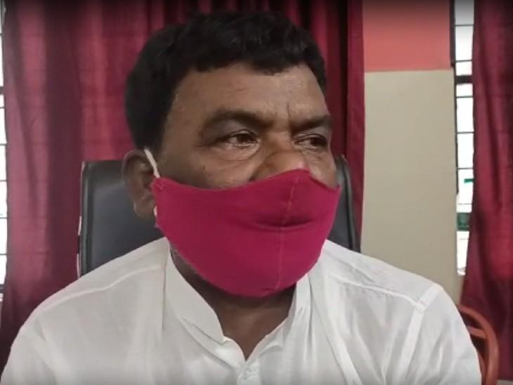 कोरोना से पत्नी की मौत के बाद JDU विधायक बोले- स्वास्थ्य सेवा ठीक रहती तो हमारी पत्नी आज जिंदा रहती|अररिया,Araria - Dainik Bhaskar
