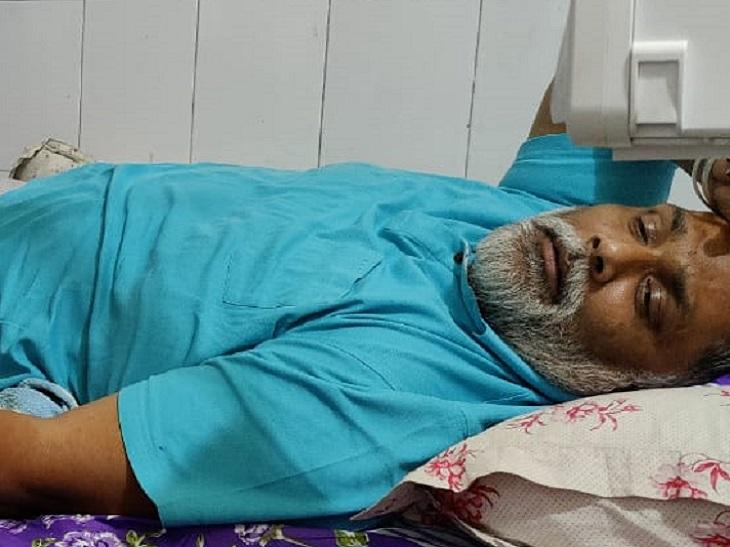 DMCH में भर्ती पूर्व सांसद के समर्थक उग्र आंदोलन की चेतावनी दे रहे; कानूनी जानकार बोले- बाहर आने की उम्मीद नहीं|बिहार,Bihar - Dainik Bhaskar