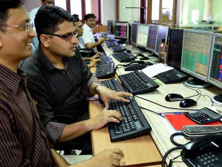 सेंसेक्स हुआ 51,000 के पार, 15,300 के ऊपर पहुंचा निफ्टी; रियल्टी, IT और ऑटो शेयरों में हुई जमकर खरीदारी|बिजनेस,Business - Dainik Bhaskar