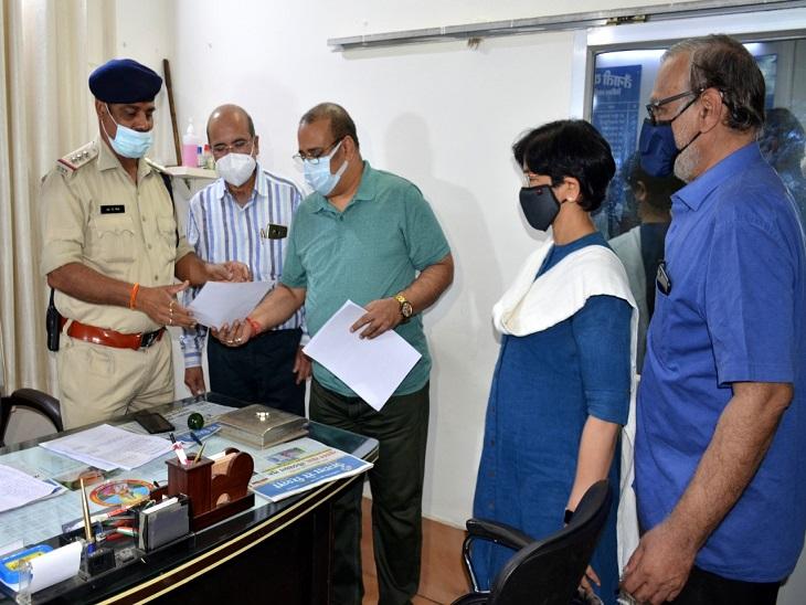 रायपुर IMA और हॉस्पिटल बोर्ड ने कहा- दर्ज करो महामारी एक्ट और राजद्रोह का मामला रायपुर,Raipur - Dainik Bhaskar