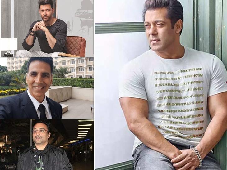 सलमान खान से लेकर अक्षय कुमार तक, इंडस्ट्री के डेली वेज वर्कर्स की मदद के लिए आगे आए ये बॉलीवुड सितारे बॉलीवुड,Bollywood - Dainik Bhaskar