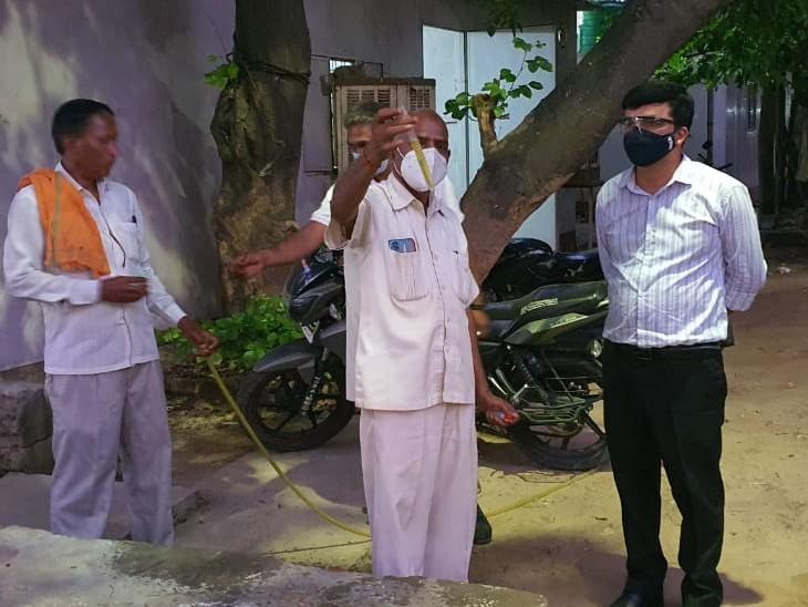 लखनऊ के 97 इलाकों से पीने के पानी का सैंपल लिया गया, नहीं मिला वायरस; प्रशासन ने कहा- लोगों को डरने की जरूरत नहीं|लखनऊ,Lucknow - Dainik Bhaskar