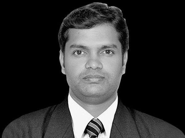 डॉ. एम. चंद्र शेखर - Dainik Bhaskar