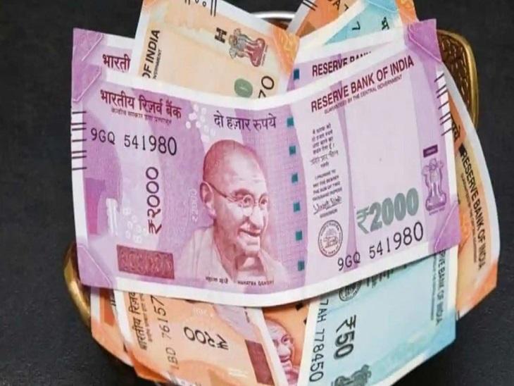 केंद्र सरकार को उधार लेना पड़ सकता है 1.58 लाख करोड़ रुपए, राज्यों को देना है 2.7 ट्रिलियन रुपए बिजनेस,Business - Dainik Bhaskar