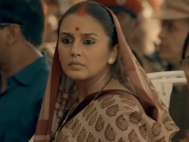 हुमा कुरैशी ने बताया-'महारानी' से मेरे किरदार की फोटो खींचकर जब मम्मी को भेजी, तब उसे देखकर जोर-जोर से हंसने लगीं बॉलीवुड,Bollywood - Dainik Bhaskar