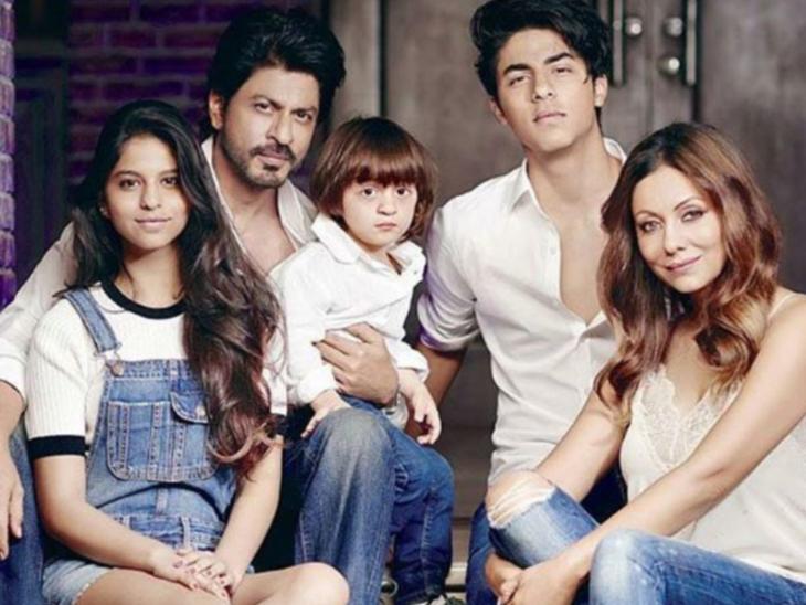 47 साल की उम्र में अबराम के पिता बने थे शाहरुख खान, जानिए बेटे के जन्म के लिए क्यों चुनी थी सरोगेसी? बॉलीवुड,Bollywood - Dainik Bhaskar