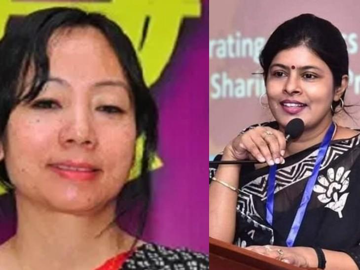 राज्यमंत्री स्वाति सिंह और अफसर भिड़े; मंत्री ने कहा- टेंडर निरस्त करो, पीएस बोले- नहीं करेंगे, PMO तक पहुंचा मामला|लखनऊ,Lucknow - Dainik Bhaskar