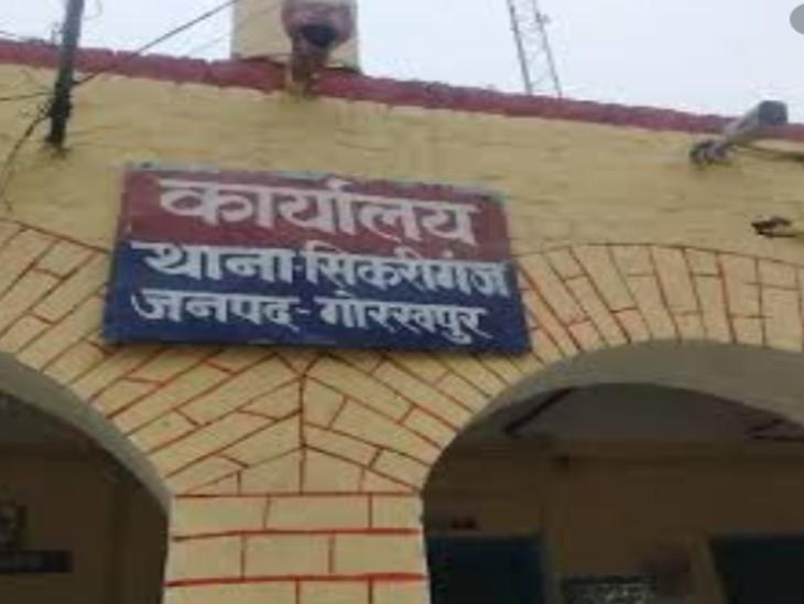रात में दोस्तों संग छलकाए जाम, सुबह पेड़ से लटकती मिली युवक की लाश; शादी के 3Yr. बाद ही छोड़ गई थी पत्नी|गोरखपुर,Gorakhpur - Dainik Bhaskar