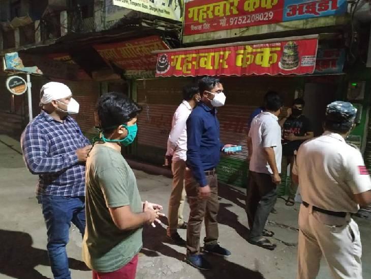 रीवा जिले की संक्रमण दर 2.12 पर आई, नए 31 मरीज मिले संक्रमित; अब 1014 एक्टिव केस ठीक करने पर फोकस|रीवा,Rewa - Dainik Bhaskar