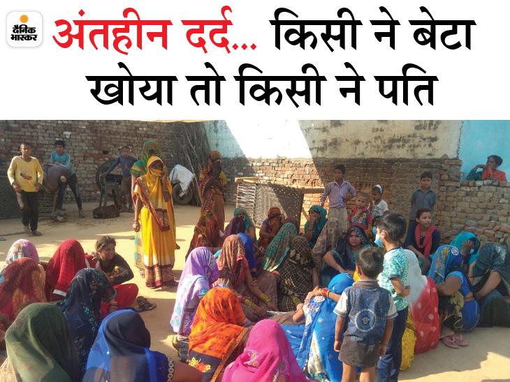 अलीगढ़ में 4 गांव के लोगों ने ठेके से पी देसी शराब; प्रधान का दावा-19 मरे, 4 आरोपी हिरासत में, आबकारी अधिकारी सहित 3 निलंबित|आगरा,Agra - Dainik Bhaskar