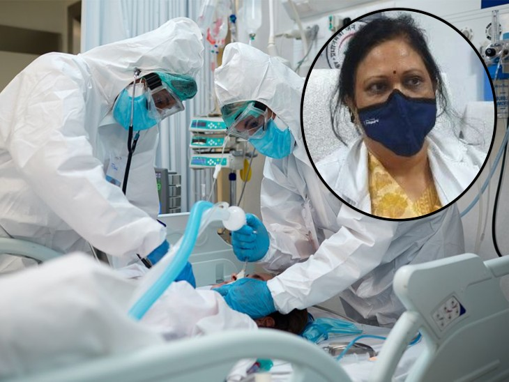कानपुर के हैलट अस्पताल में फंगस के इलाज में कारगर साबित पोसाकोनाजोल, मरीजों पर संकट हुआ कम|कानपुर,Kanpur - Dainik Bhaskar