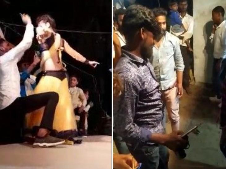 गोरखपुर में तमंचे पर डिस्को तो कहीं हाईवे पर असलहे के साथ बर्थडे पार्टी, पुलिस बेखबर|गोरखपुर,Gorakhpur - Dainik Bhaskar