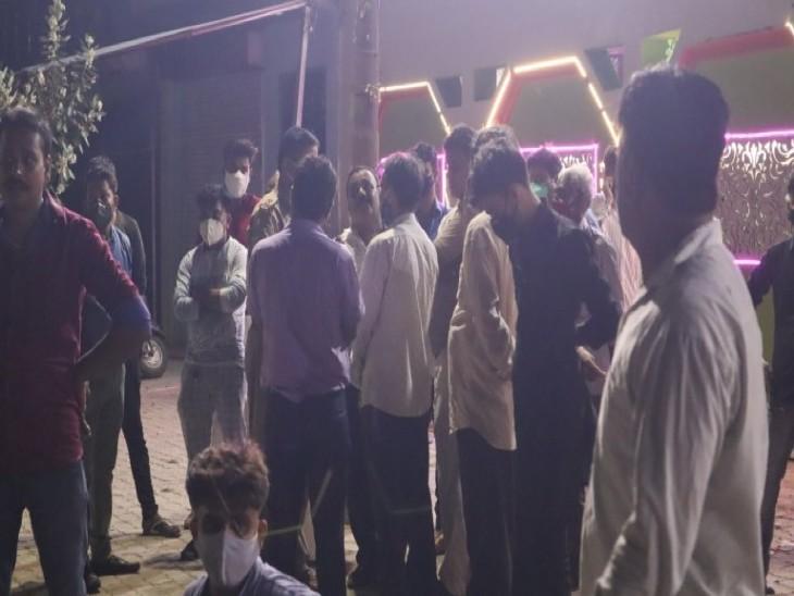 चाचा की शादी में आए 7 साल के मासूम की कूलर से चिपक कर मौत, गेस्ट हाउस संचालक फरार|कानपुर,Kanpur - Dainik Bhaskar