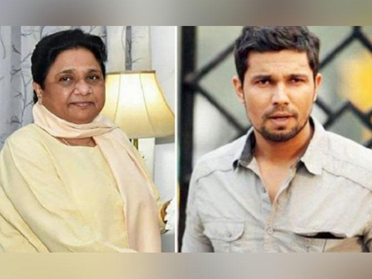रणदीप हुड्डा के खिलाफ हिसार के SP को शिकायत, मायावती के लिए गलत शब्दावली बोलने का आरोप हरियाणा,Haryana - Dainik Bhaskar