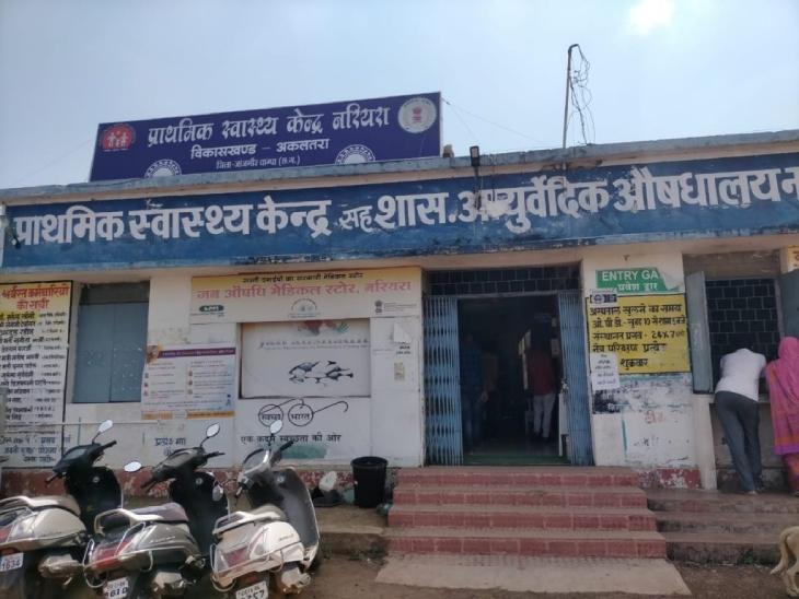 जांजगीर जिले की रहने वाली पूनम पटेल अकलतरा में एक प्राथमिक स्वास्थ्य केंद्र में नर्स का काम करती हैं।