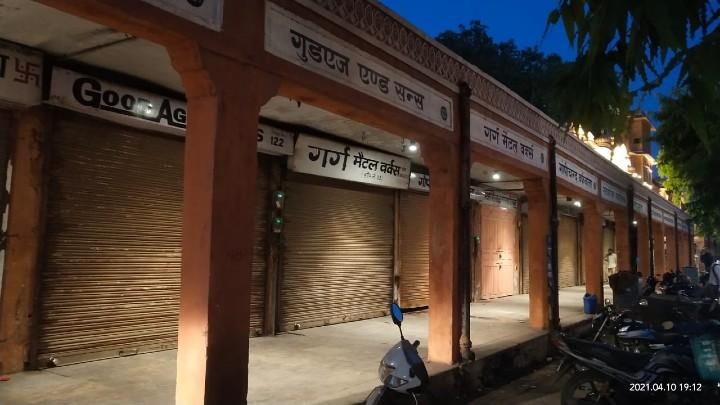 20 अप्रैल से बंद पड़े बाजारों को 31 मई से वापस खोलने की मांग; कहा, आजीविका चलाना पड़ रहा है भारी, लोग हो रहे है बेरोजगार|जयपुर,Jaipur - Dainik Bhaskar