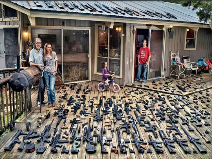 33 करोड़ की आबादी वाले अमेरिका में आम नागरिकों के पास 39 करोड़ हथियार, लोग मशीनगन तक खरीद रहे|विदेश,International - Dainik Bhaskar