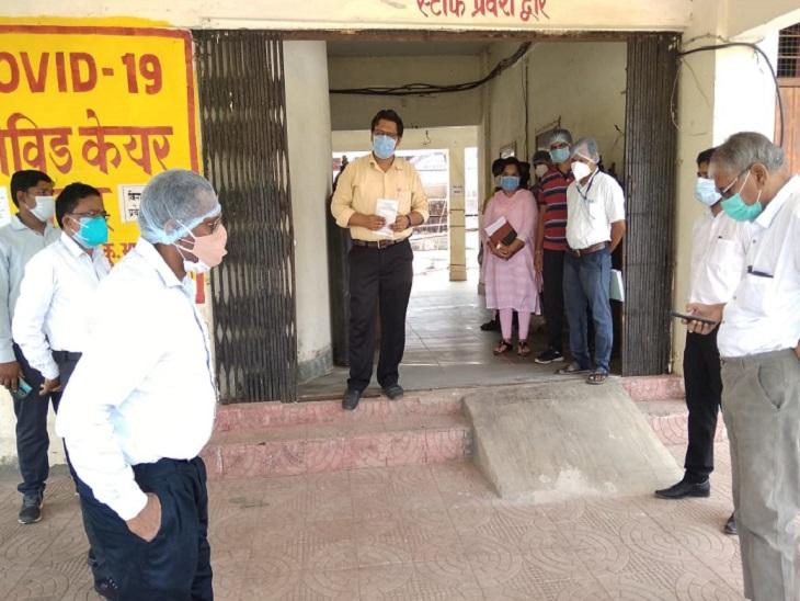2 हजार नए संक्रमित मिले लगभग दुगने 5 हजार मरीज एक दिन में हुए ठीक, प्रदेश में अब तक 69 लाख से अधिक वैक्सीन डोज लोगों को लगी रायपुर,Raipur - Dainik Bhaskar