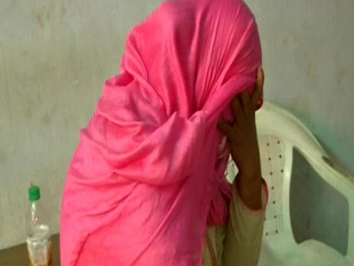 पत्नी ने पीने से रोका तो सब्जी काटने वाले चाकू से काट दिया गाल; बेटी को भी पीटा, अब फरार रायपुर,Raipur - Dainik Bhaskar