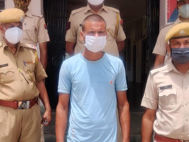 फोन पर दोस्त से 20 हजार की मदद मांगी, जंगल में बुलाया, फिर मारपीट कर लूट ले गए; 2 आरोपी गिरफ्तार कोटा,Kota - Dainik Bhaskar