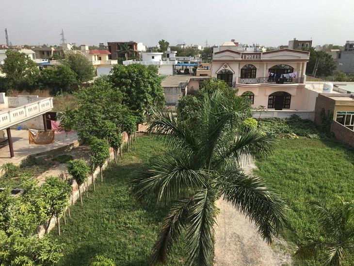 पानीपत में सुबह के समय चलीं हव� - Dainik Bhaskar
