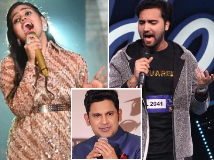 शंमुखाप्रिया, मोहम्मद दानिश की ट्रोलिंग के बाद दोनों को गीतकार मनोज मुंतशिर की सलाह, बोले- उन्हें फीडबैक पर भी गौर करना चाहिए|टीवी,TV - Dainik Bhaskar