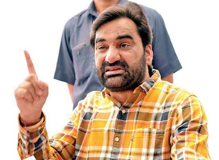 हनुमान बेनीवाल ने कहा- प्रदेश में कानून व्यवस्था वेंटिलेटर पर, अपराधियों के बढ़ते हौसले के लिए राज्य सरकार जिम्मेदार|नागौर,Nagaur - Dainik Bhaskar
