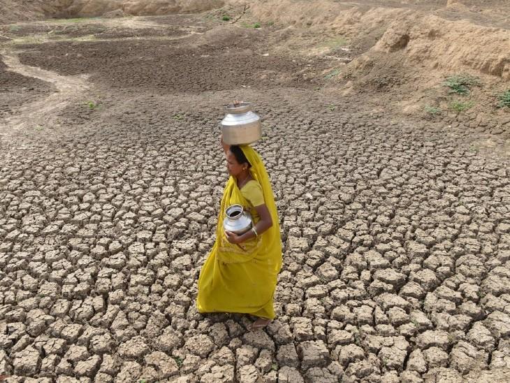 धरती के गर्म होने का रिकॉर्ड टूटने का खतरा, दुनिया जलवायु परिवर्तन के पीक पॉइंट से केवल पांच साल दूर; लू, बारिश के साथ पानी की कमी बढ़ेगी लाइफ & साइंस,Happy Life - Dainik Bhaskar