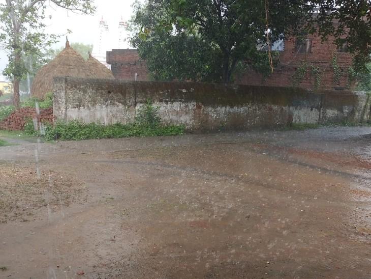 कई जिलों में हल्की बारिश की आशंका, 3 दिनों में हुई बारिश में जमीन के अंदर का भी जलस्तर बढ़ा, किसानों को हुआ नुकसान|बिहार,Bihar - Dainik Bhaskar