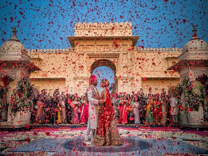 उदयपुर में 200 से ज्यादा शादी समारोह हुए स्थगित, वेडिंग इंडस्ट्री को हुआ करोड़ों का नुकसान|उदयपुर,Udaipur - Dainik Bhaskar