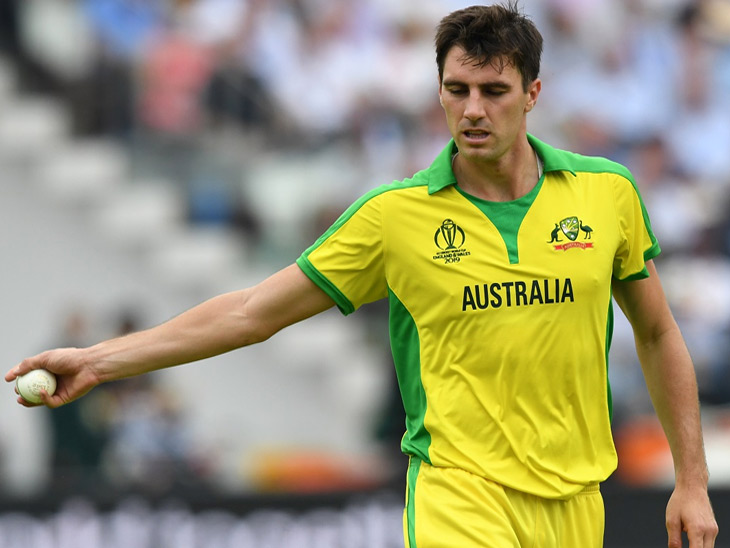 कमिंस ऑस्ट्रेलियाई टेस्ट टीम के उप-कप्तान हैं।