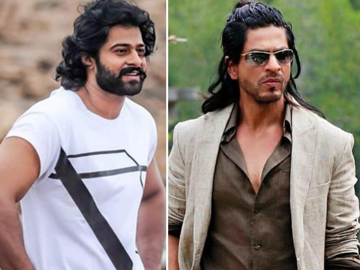 प्रभास स्टारर अपकमिंग फिल्म के एक्टर्स की कुल फीस 200 करोड़, विदेशों में होगी शाहरुख खान स्टारर 'पठान' की 40 फीसदी शूटिंग|बॉलीवुड,Bollywood - Dainik Bhaskar