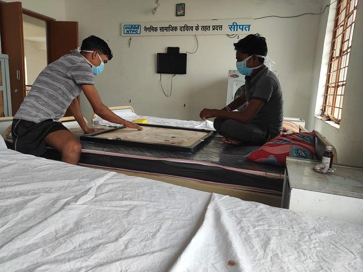 43 हजार सैंपल में 1600 संक्रमित मिले, सरकार बोली- घट रही पॉजिटिविटी दर, 4 हजार से अधिक लोग ठीक हुए|रायपुर,Raipur - Dainik Bhaskar