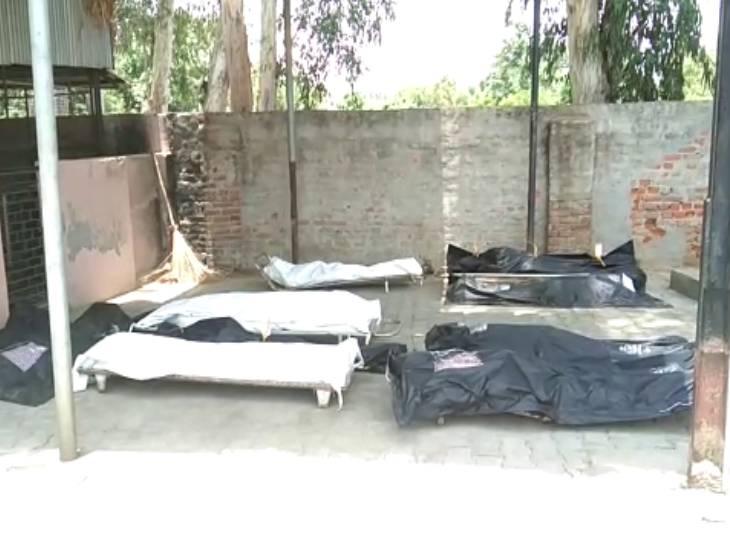 अब तक 30 की मौत, 15 से ज्यादा की हालत नाजुक; स्प्रिट और केमिकल से बनाकर बेची जा रही थी देसी शराब, अब तक 6 निलंबित|उत्तरप्रदेश,Uttar Pradesh - Dainik Bhaskar