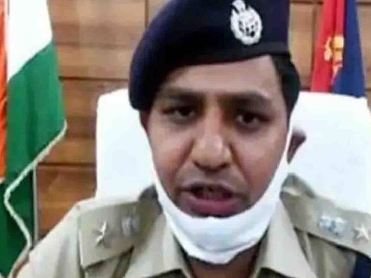 महोबा के एसपी एवं पूर्व IPS मणिलाल पाटीदार पर घोषित होगा एक लाख रुपए का इनाम, प्रयागराज पुलिस ने शुरु की तैयारी प्रयागराज (इलाहाबाद),Prayagraj (Allahabad) - Dainik Bhaskar