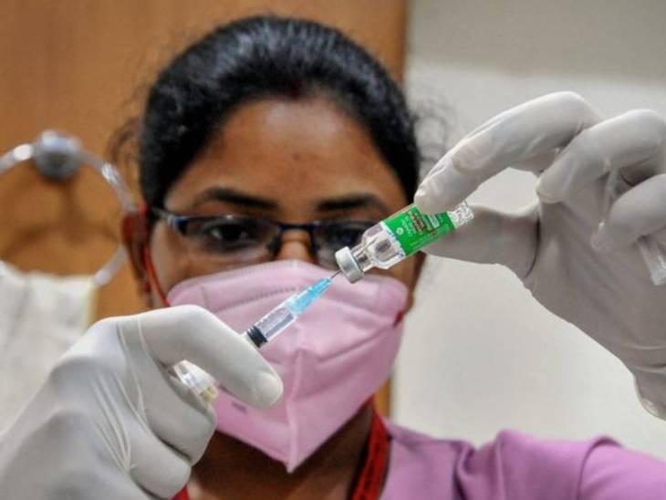 मेरठ में कल से हर दिन 78 सौ लोगों को लगेगी वैक्सीन; आज से करा सकते हैं स्लॉट बुकिंग|मेरठ,Meerut - Dainik Bhaskar