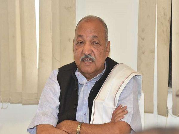 सिलगेर में ग्रामीणों का विरोध मंत्री चौबे बाेले- क्षेत्र में छह और सीआरपीएफ कैंप बनेंगे|रायपुर,Raipur - Dainik Bhaskar