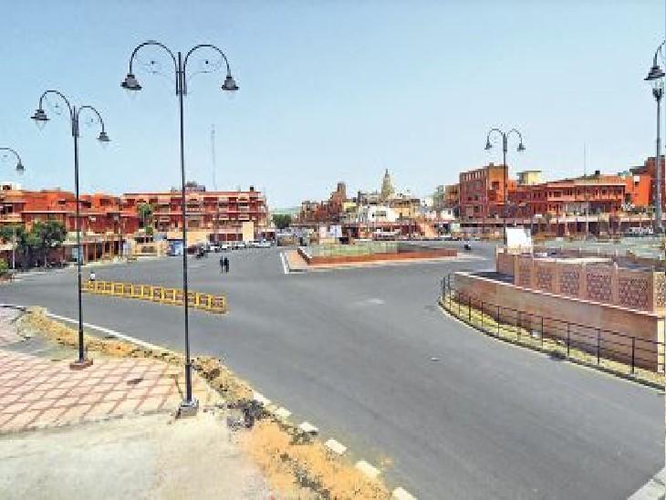 राजस्थान में 19 दिन में घटा पॉजिटिव रेट, एक जून से खुल सकते हैं 22 जिले, 21 की संक्रमण दर 5% से नीचे|जयपुर,Jaipur - Dainik Bhaskar
