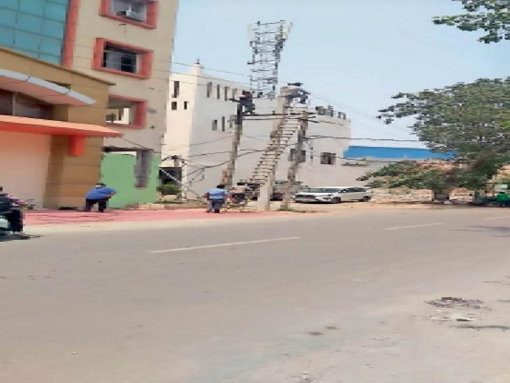 शहर में देर रात कई जगह आए फाॅल्ट, पावरकॉम समय पर नहीं कर रहा बिजली चालू|जालंधर,Jalandhar - Dainik Bhaskar