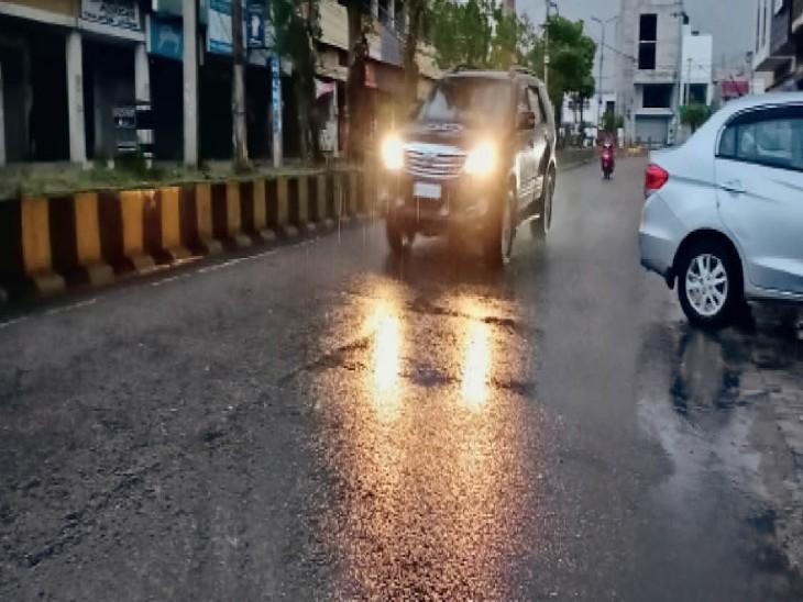 पठानकोट-जालंधर समेत कई जगहों पर आंधी और बारिश, सूबे में आज और कल बारिश संभव|लुधियाना,Ludhiana - Dainik Bhaskar