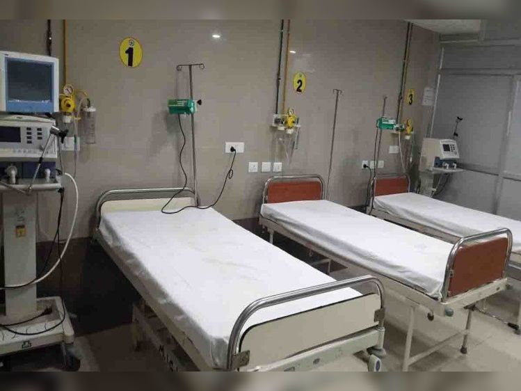 38 निजी अस्पताल व नर्सिंग होम्स को सात दिनों में, 300 आईसीयू बेड बढ़ाने का आदेश|जमशेदपुर,Jamshedpur - Dainik Bhaskar