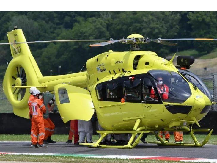 जेसन को एयरलिफ्ट कर अस्पताल ले जाया गया, लेकिन जान नहीं बचाई जा सकी।