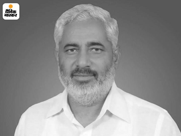 कासगंज में अमांपुर विधायक देवेंद्र सिंह क्षेत्र में निकलने की तैयारी कर रहे थे, तभी सीने में तेज दर्द के बाद हुई मौत उत्तरप्रदेश,Uttar Pradesh - Dainik Bhaskar