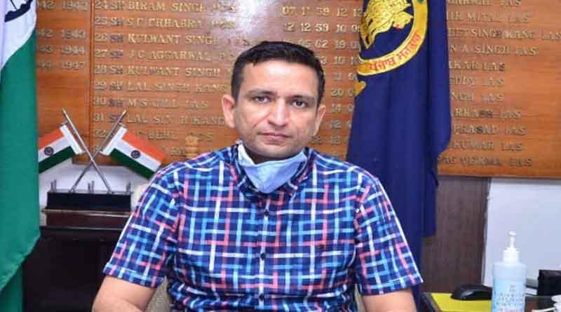 DM घनश्याम थोरी ने कहा कि इस दौरान कोरोना नियमों का पालन करना जरूरी होगा। - Dainik Bhaskar