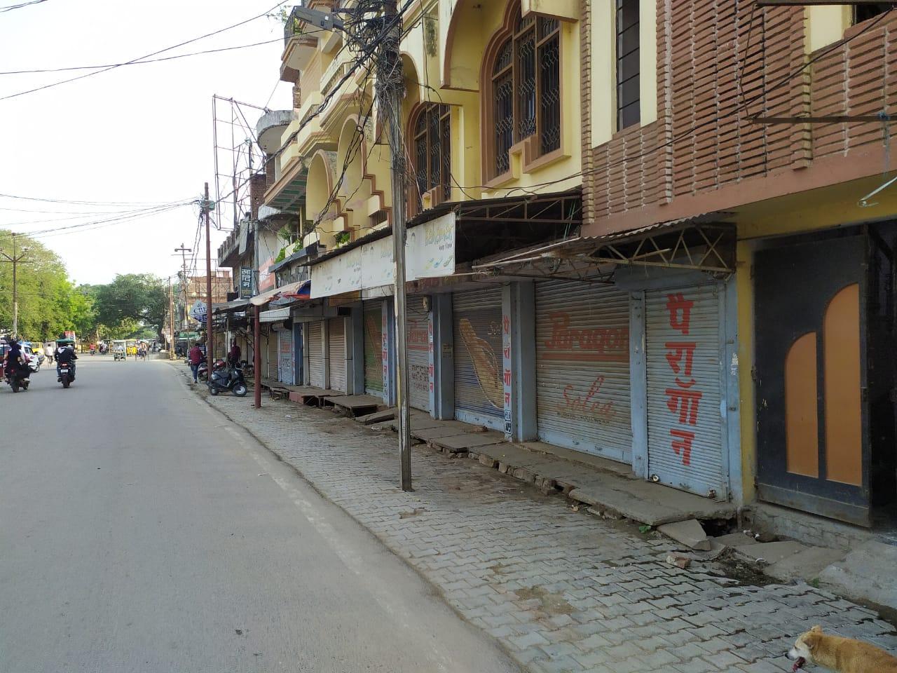 63 कैंटोनमेंट जोन को छोड़कर सभी क्षेत्रों में दिन का कर्फ्यू हटा, रात का कर्फ्यू जारी रहेगा|प्रयागराज (इलाहाबाद),Prayagraj (Allahabad) - Dainik Bhaskar