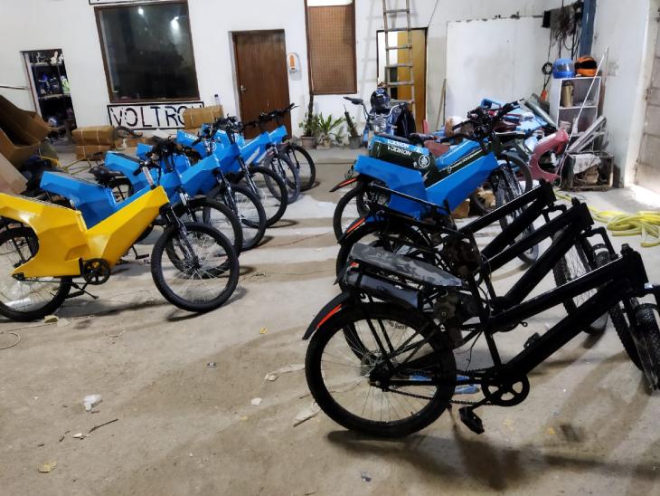 प्रशांत पिछले 8 महीने में 250 से ज्यादा E साइकिल बेच चुके हैं। वे ऑनलाइन और ऑफलाइन दोनों ही मोड में मार्केटिंग करते हैं।